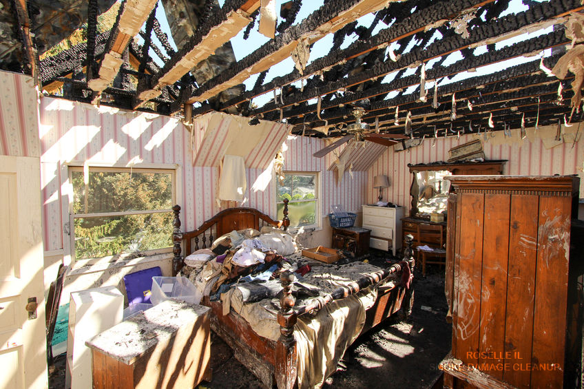 ROSELLE IL SMOKE DAMAGE CLEANUP